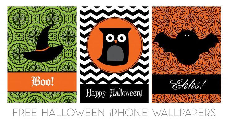 So cute! Halloween-iPhone-Wallpaper | wallpapers | Pinterest