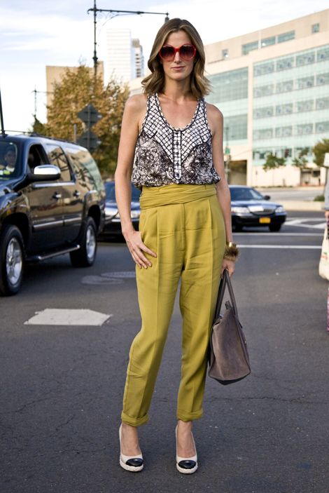 Amanda Brooks, NYC | Street Fashion | Street Peeper | Global Street Fashion and Street Style