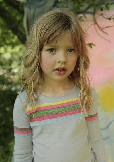 Image Result For Toddler Girl Haircuts With Side Bangs