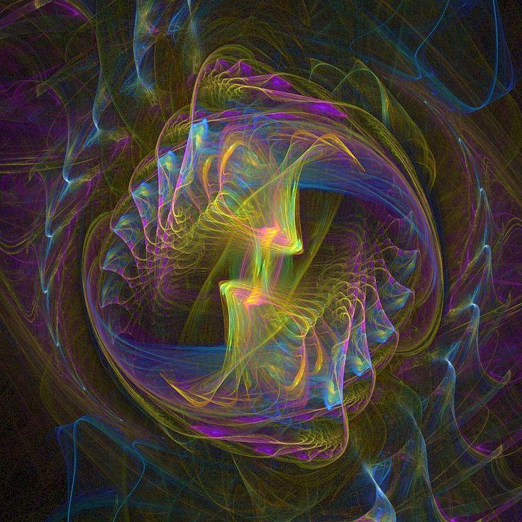 Fractal-Generating Software | Apophysis, 24.02.2005 | fractals | Pinterest