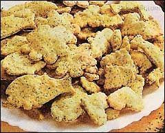 Makové sušenky*
