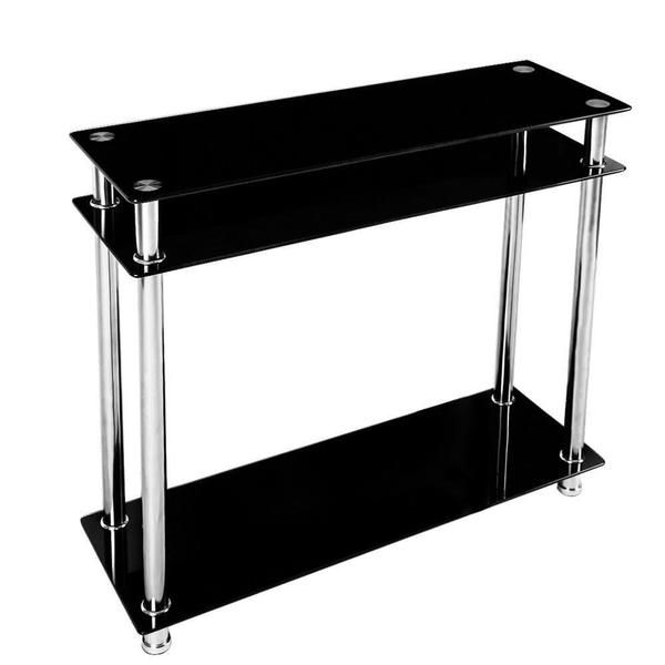 Console Tables Uk Provide The Best Black Mirrored Console Table In