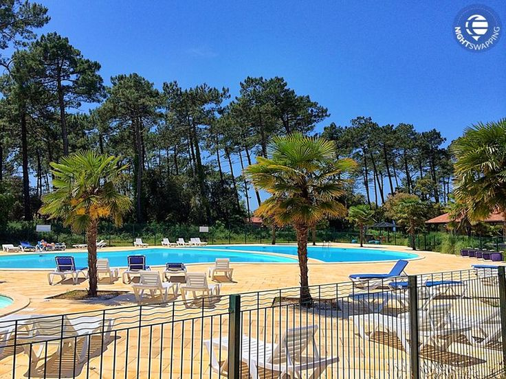 Nightswapping, just north of Biarritz, FR, Résidence ondres plage