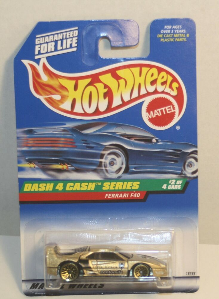 Vintage Hot Wheels White Ferrari 348 With Ultra Hots Vintage Hot