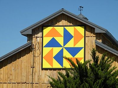 So bright: Barns Quilts S, Barnquilts, Barns Quilts Wooden, Barns Quilts Barns, Barn Quilts, Barns Barns Quilts, Quilts Trails, Colorado Barns, Colorado Classic
