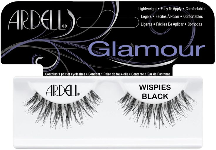 Ardell Glamour Wispies Black Lashes   Ulta Beauty