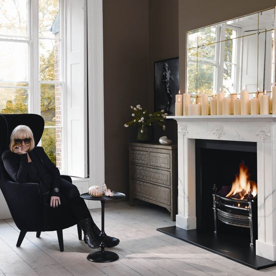 Barbara Hulanicki for Chesneys news | Art deco fireplace | news | housetohome