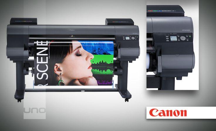 """CANON Plotter iPF 8300  • Ideal diseño, publicidad, Fotografia y comerciales • Nuevo sistema de 12 tintas pigmentadas • Impresiones de alta calidad de 44"""""""