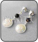 Filigrana con piedra  Realizado en plata 950  Precio: USD 38,5/ $Arg 173: Usd 385