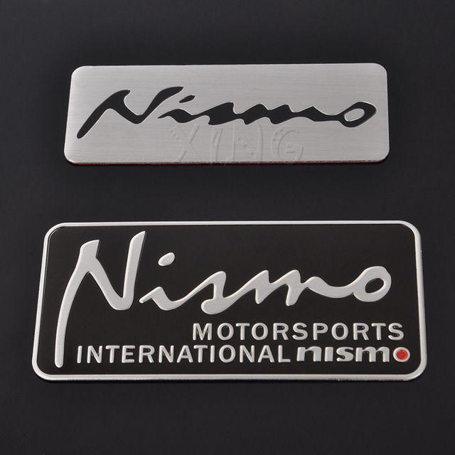 Car Emblem Stickers Auto Styling Case Nissan Tiida Teana Nismo Skyline Juke New