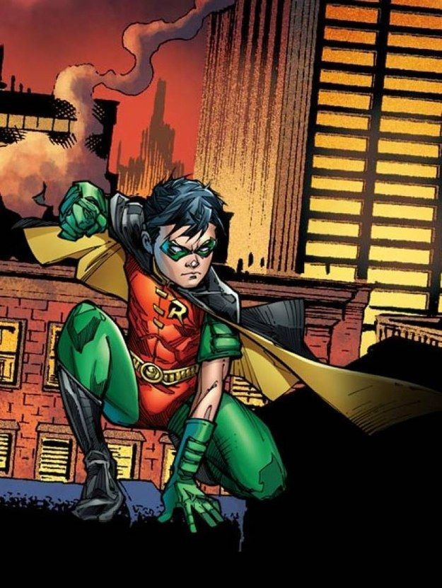 """Which Badass Sidekick From A Comic Are You? You got: Robin from """"Batman""""  Classically trained and a natural born leader, people trust you more than they trust themselves. You tend to be overly serious, but that's just one of many unique traits you seem to have.  This is funny because me and Kaitlyn Clebnik are best friends and we always joke that she's Batman and I'm Robin."""