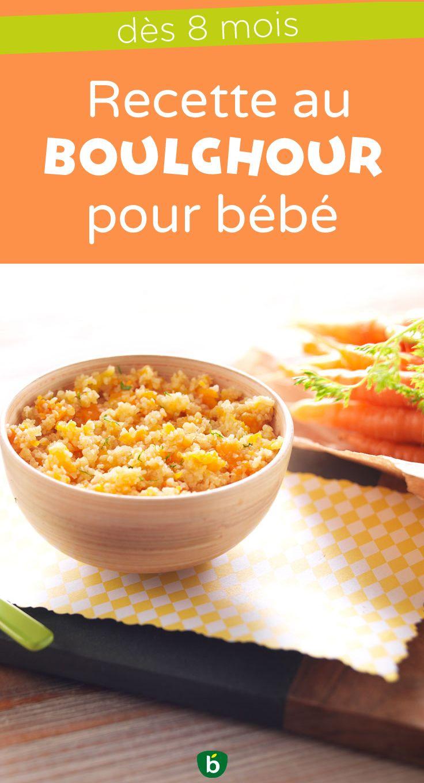 Boulghour Aux Petits Legumes Recette Recettes Pour Le Soir