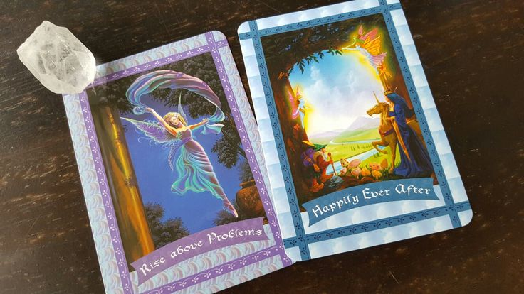 Rise above those seeming problems! You will have your happily every after. Www.Facebook.com/miraclefoxhealing Insta @miraclefox.lightwork   #fairy #fairies #cardreading #elemental #angels #angelreading #lightworker