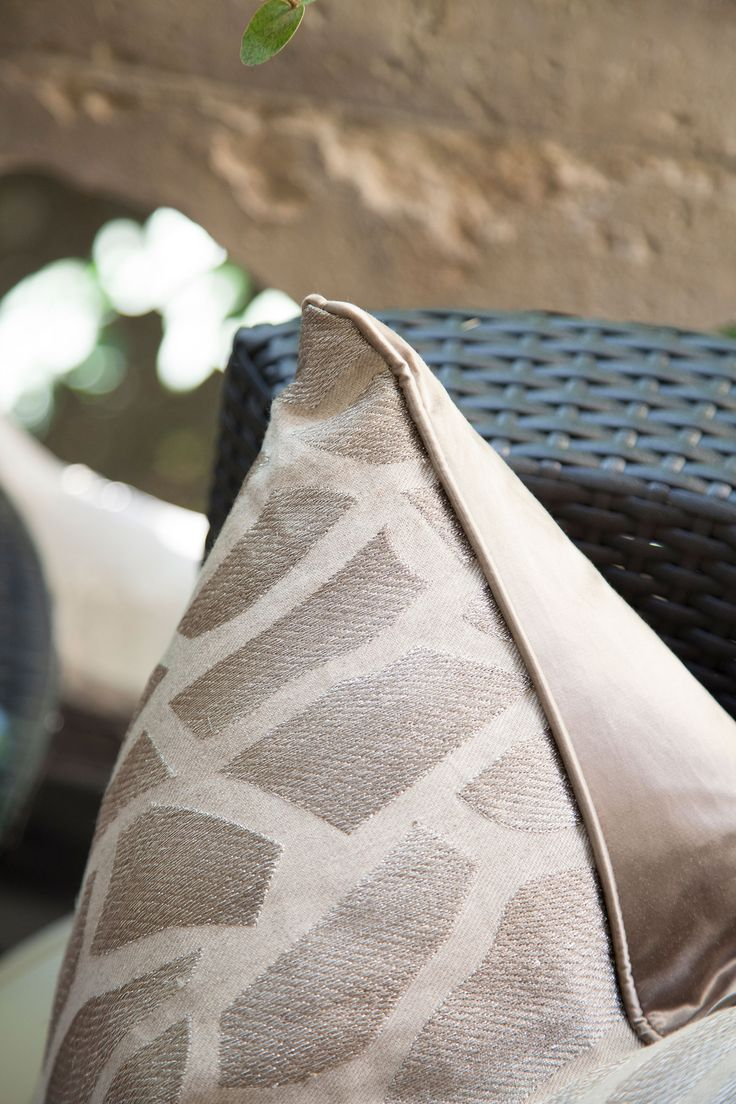 Parkside II | Cushion detail | JHR Interiors