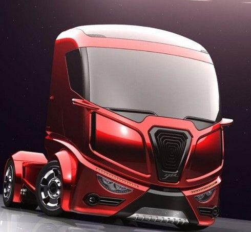 G Rex Truck, Futuristic Design, Futuristic Car, Futurism, Future Car