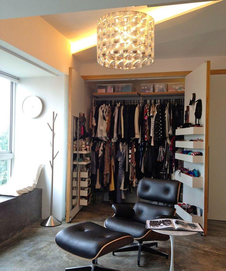 Die besten 25+ Platzsparendes Schlafzimmer Ideen auf Pinterest - buro mobel praktisch organisieren platz sparen