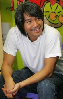 Stephen Chow - Kung Fu Hustle is one of my favorite movie ...