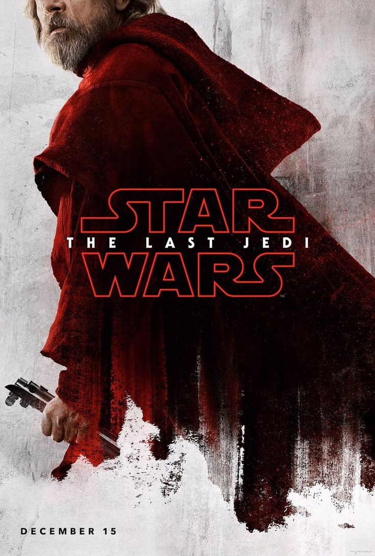 "New Character Posters Released For ""Star Wars: The Last Jedi"" - WDW News Today"
