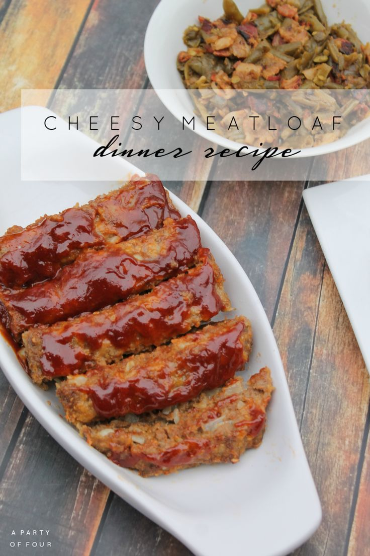 Tired of the same old meatloaf recipe? Check out this super cheesy version! #ad #NaturallyCheesy #CollectiveBias