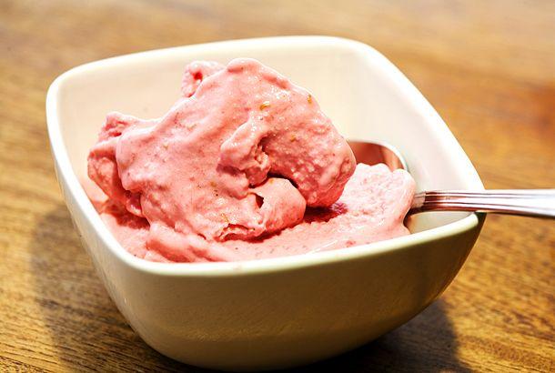 Enkel yoghurtglass | Recept.nu