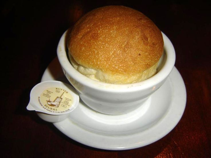 .: The Banting Chef :.  Bread in a cup