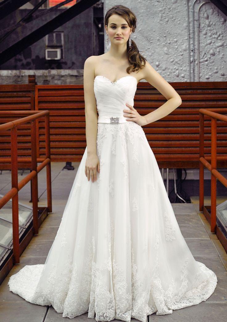1000+ ideas about Danielle Caprese Wedding Dresses on ...