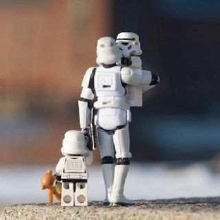 Happy Father's Day!  LEGO STAR WARS