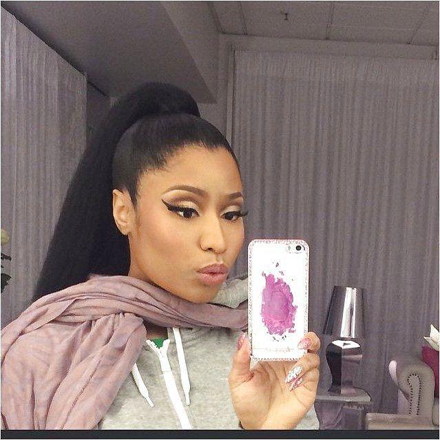 Nicki Minaj Ponytail Click On The Image Or Link For More Details Click Details Image Link Minaj Ni In 2020 Nicki Minaj Makeup Nicki Minaj Nicki Minaj Braids