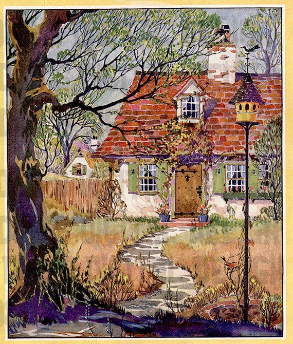 Pictures Of English Cottages From The 1920 S With Attached: 17 Best Images About Heaps Of Houses On Pinterest