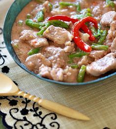 9 best filipino food images on pinterest filipino recipes asian this bicol express recipe is a flaring hot filipino dishis recipe is made up of porkcoconut milk or gata green chili bagoong alamang and some onions forumfinder Gallery