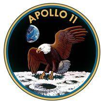 Parche del Apolo 11 - NASA