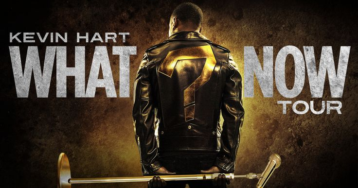 'Kevin Hart: What Now?' Concert Movie Coming October 2016 -- Universal has handed out an October 2016 release for 'Kevin Hart: What Now?', where the comedian will perform in front of 50,000 fans. -- http://movieweb.com/kevin-hart-what-now-concert-film-release-date-2016/