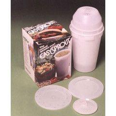 Complete Bean Sprouter Starter Kit