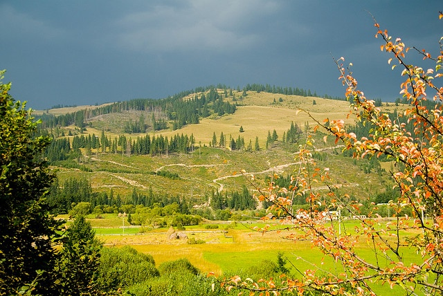Romania, absolutely beautiful!