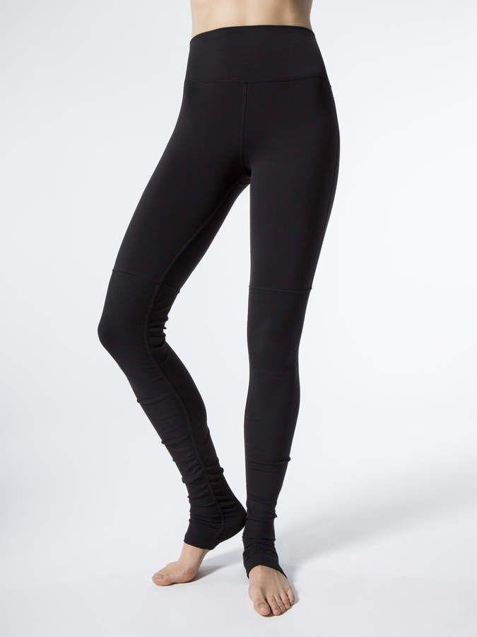 9f5483ac54713 Alo Yoga High-Waist Goddess Legging | FITNESS | Leggings, Black ...
