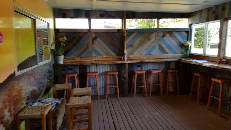 Crepe Myrtle Tea & Coffee Rooms signage