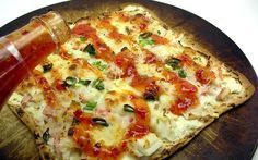 Crab Rangoon Pizza -Like Fong's Recipe