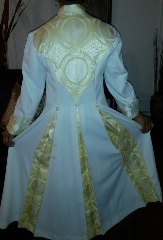 Clergy Robes for Women   Women's Clergy Robe   fun ...