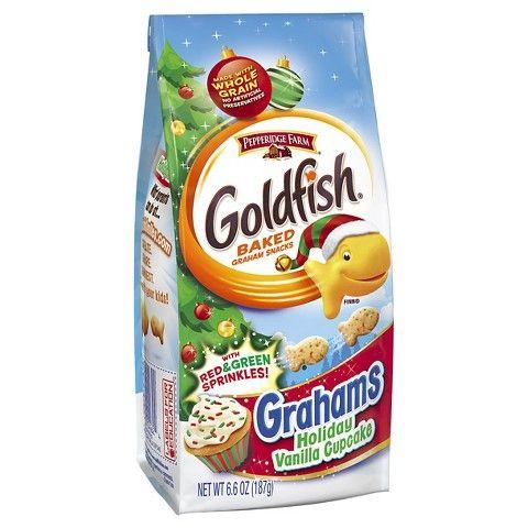 Pepperidge Farm Goldfish Winter Cupcake - 6.6oz