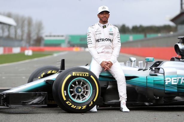 Formula 1 2017 team racing guide created ahead of the Australian grand prix in March 2017. Love this shot of the king of the grand prix, Lewis Hamilton