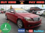 2008 Mercedes-Benz C-Class C300 Sport Sedan Buy Here Pay Here at Coral Group Miami Used cars for Sale, Florida 33142  $19990