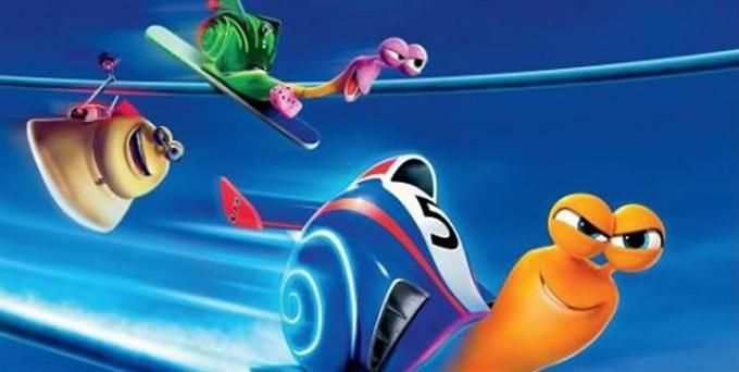 New TURBO movie clips power in snail animation starring Ryan Reynolds