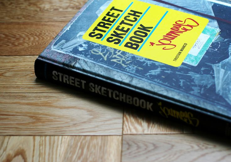 Street Sketchbook: The Creative Process of Top Graffiti Artists   – Creativity: Artist's Sketchbooks