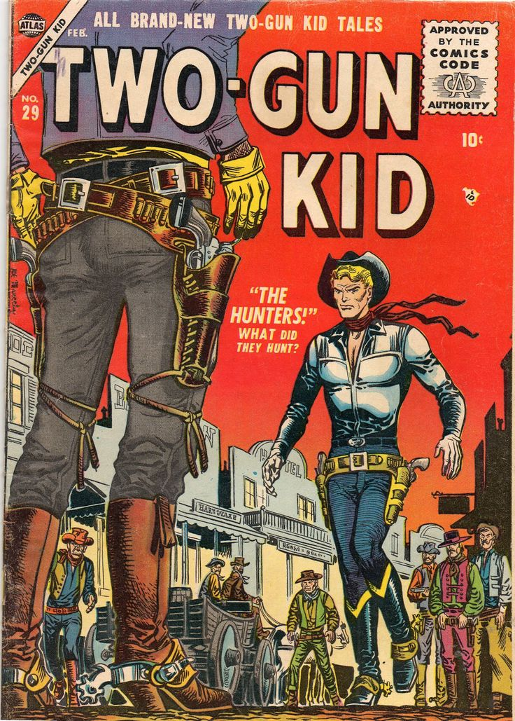 Comic Book Cover Artist Jobs ~ Best images about ant vtg books ÷ comic cowboys