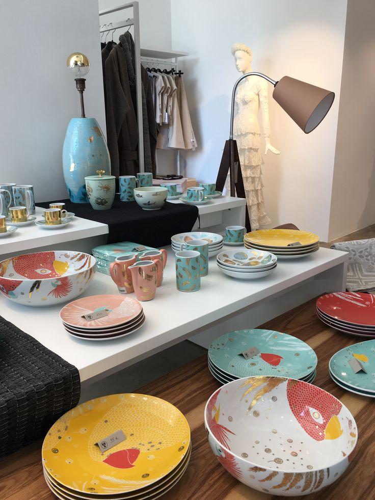 Rotermanni-korttelissa sijaitseva Tallinn Design House myy virolaisten muotoilijoiden tuotteita vaatteista, korujen kautta huonekaluihin ja astioihin. #tallinndesignhouse #tallinn #eckeröline #tallinna