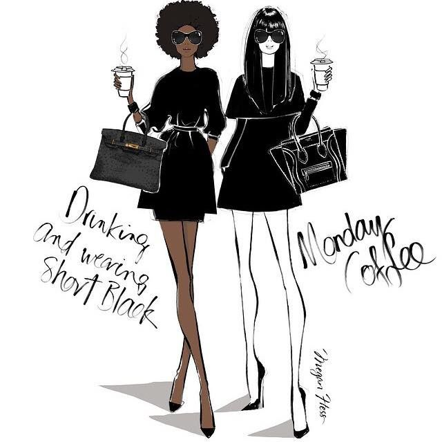 Fashion Fan Art: Fashion is wearable art, so why not immortalize it on social media? Here are some of the top fashion fan artists to follow on IG now. MyFashionCents