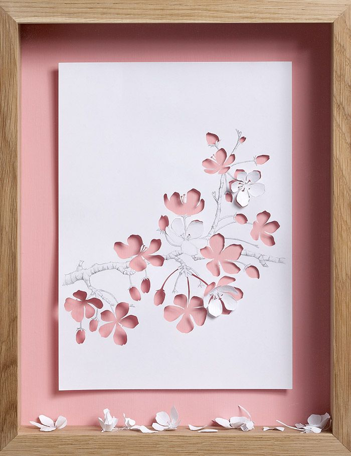 Beautiful Sakura DIY