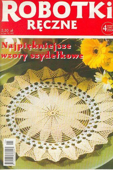 Robótki Ręczne 4 2004 - Anna Szewczyk - Álbumes web de Picasa