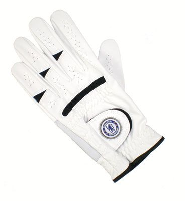 CHELSEA FC Golf Glove Left Hand (small) with Magnetic Ball Marker. Official Licensed Chelsea FC Gift