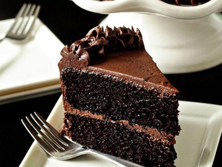 Εύκολη τούρτα σοκολάτας - Marymary Cook